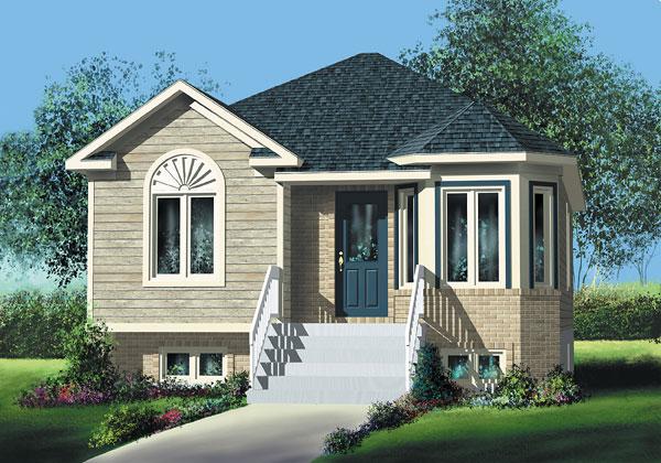 Casa de madera casas prefabricadas foto casa modelo ref for Modelos de casas americanas