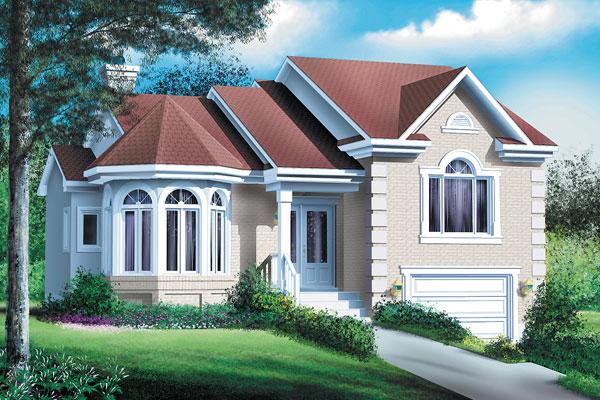 Casa de madera casas prefabricadas foto casa ref 32064 - Casas de madera canadiense ...