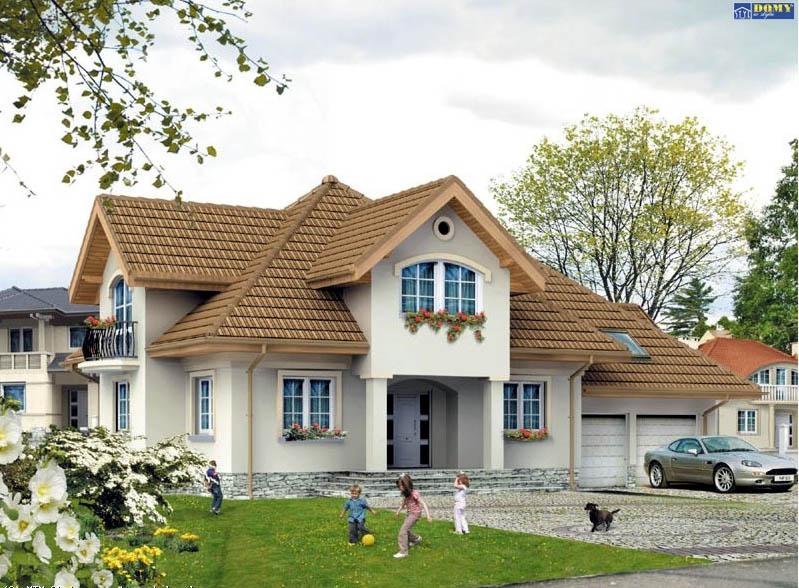 Casa de madera casas prefabricadas foto casa ref bachus - Casas americanas en espana ...