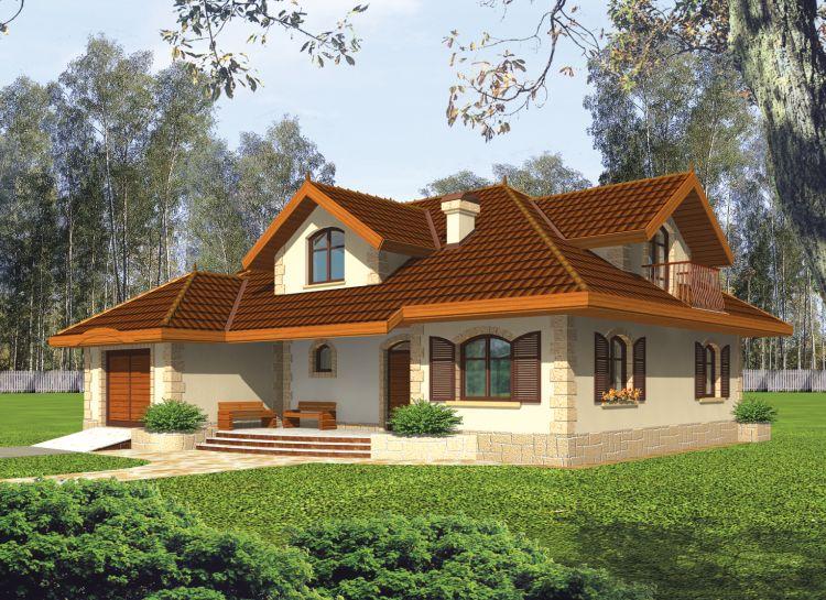 casa de madera casas prefabricadas foto casa marysia
