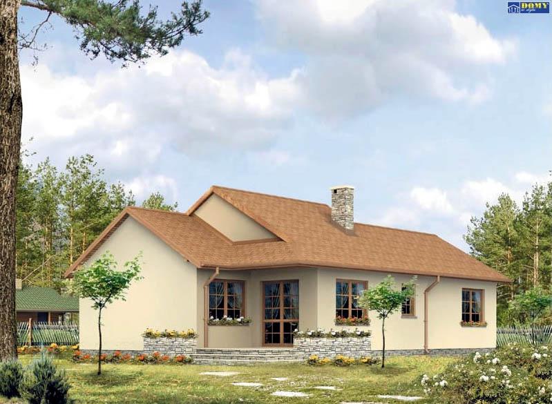 Casa de madera casas prefabricadas szyper 8 area 100 m2 terrazas 28 m2 - Mejores casas prefabricadas hormigon ...