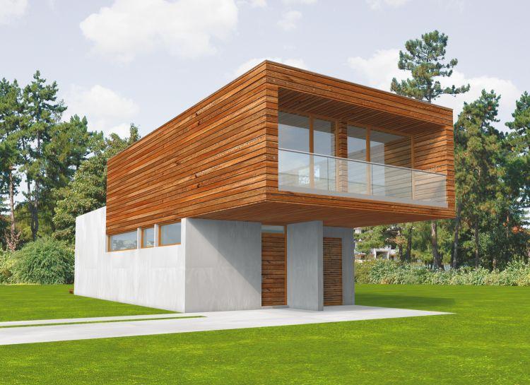 Casas prefabricadas madera casa madera prefabricadas for Prefabricadas madera