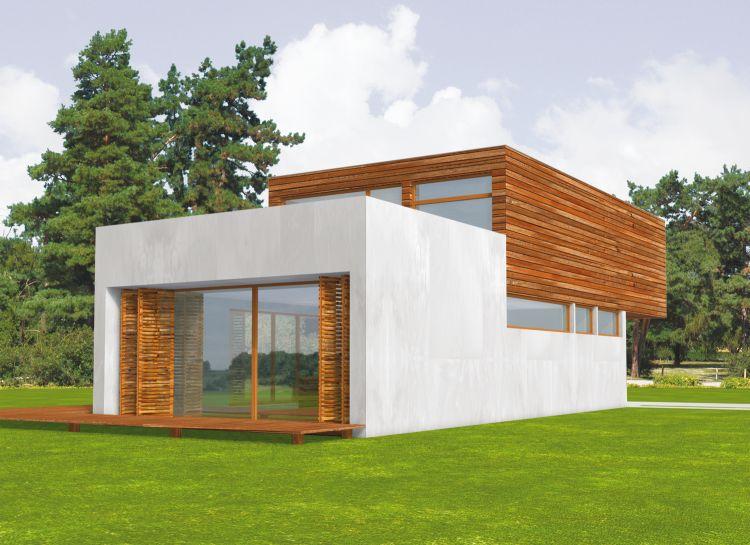 Casa de madera casas prefabricadas foto casa noe area - Casas moviles madera ...