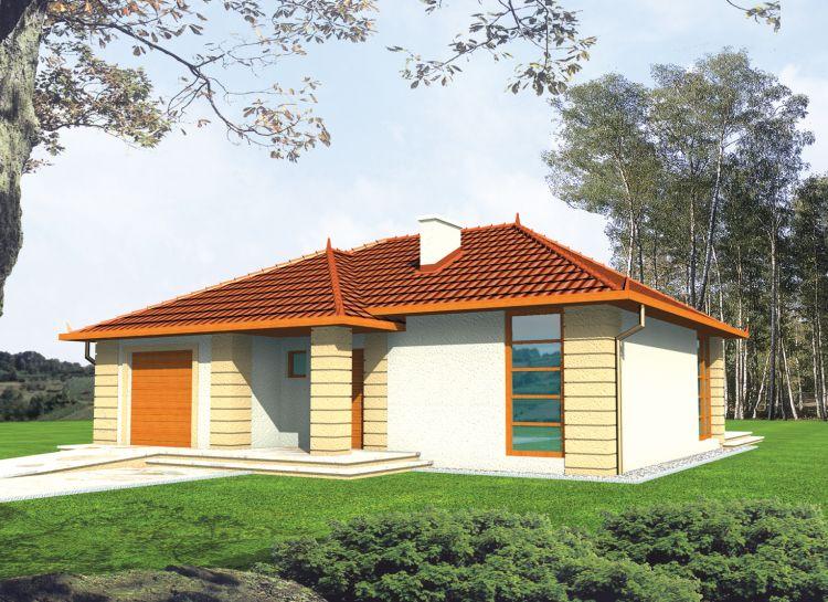 Casa de madera casas prefabricadas foto casa ola area for Casas de madera estilo americano