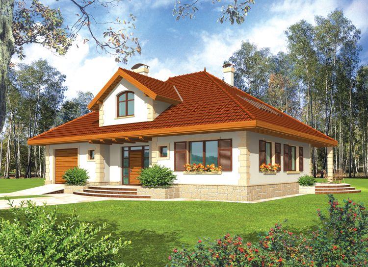 Casa de madera casas prefabricadas foto casa modelo 10260 - Modelos casas madera ...