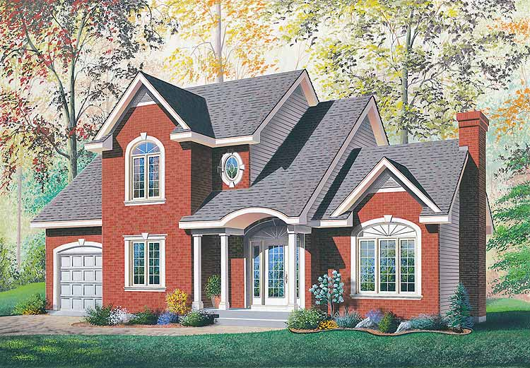 Casa de madera casas prefabricadas ref e06401 area 159 5 m2 - Casas americanas interiores ...