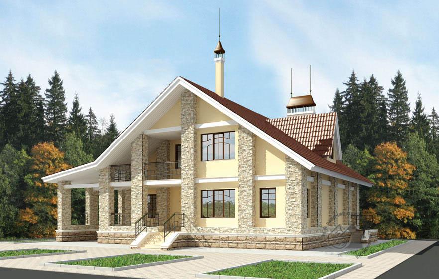 Casa de madera casas prefabricadas foto casa r 0723 for Casas canadienses