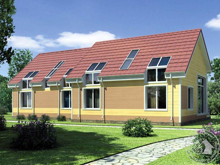 Casa de madera casas prefabricadas foto casa bloques - Casas de madera en alcorcon ...