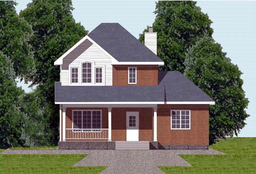 Casa de madera casas prefabricadas foto casa modelo luvrik 100 m2 - Modelos casas madera ...