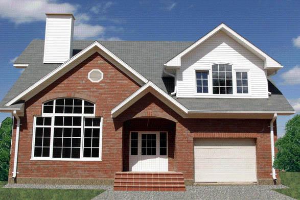 Casa de madera casas prefabricadas foto casa modelo for Modelo de casa tipo chalet