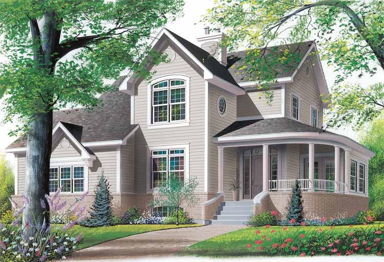 Casa de madera casas prefabricadas foto casa modelo for Modelos de casas prefabricadas americanas