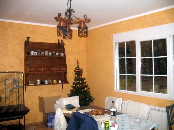 Casas prefabricadas  ACABADO INTERIOR, fotos interiores