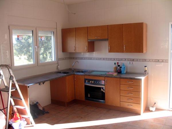 Casas prefabricadas muebles de cocina, foto casa de madera ...