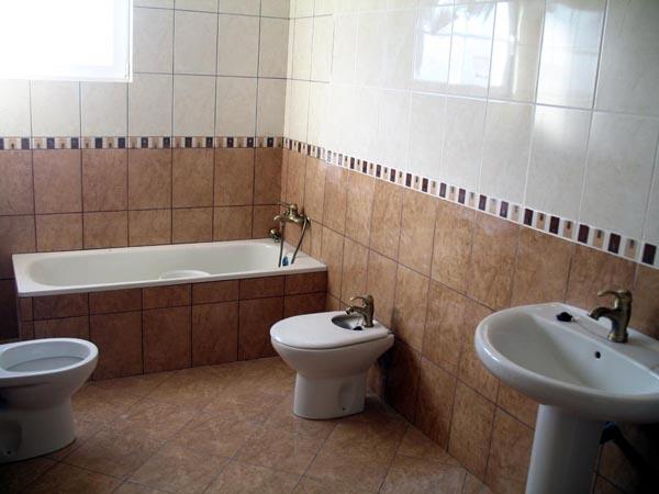 Casas prefabricadas acabado interior for Roca serie victoria