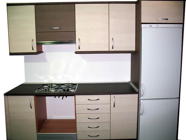 Cocina en casa de madera muebles de cocina para casas - La casa de madera muebles ...