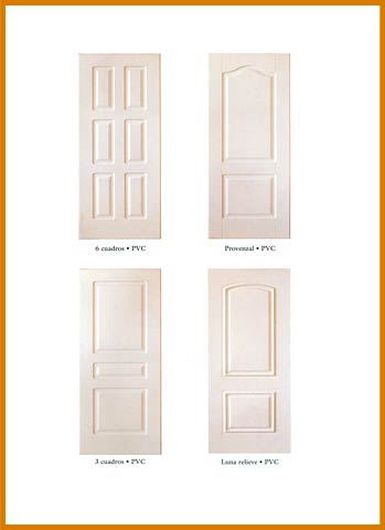 Puertas macizas en casa de madera casas prefabricadas con for Puertas de madera prefabricadas guatemala