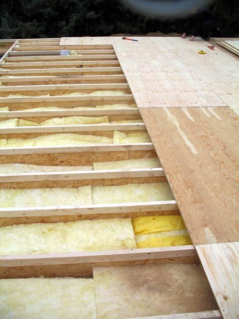 Estructura de madera casas prefabricadas con estructura - Estructura casa madera ...